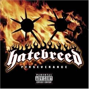 Cover - Hatebreed: Perseverance