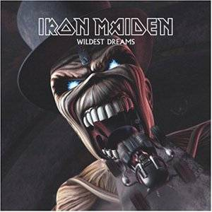 Iron Maiden: Wildest Dreams - Cover