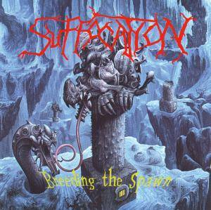 Suffocation: Breeding The Spawn - Cover