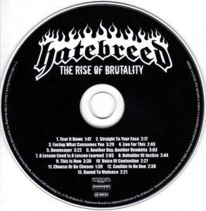 Hatebreed: The Rise Of Brutality (CD) - Bild 3
