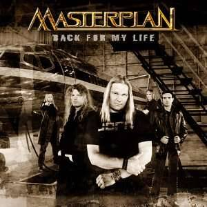 Masterplan: Back For My Life (Mini-CD / EP) - Bild 1
