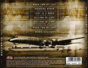 Masterplan: Back For My Life (Mini-CD / EP) - Bild 4