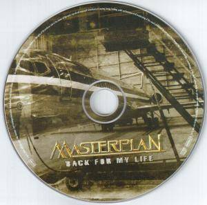 Masterplan: Back For My Life (Mini-CD / EP) - Bild 5