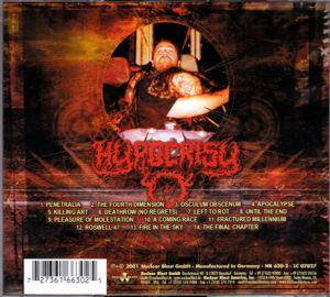 Hypocrisy: 10 Years Of Chaos And Confusion (2-CD) - Bild 4