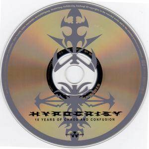 Hypocrisy: 10 Years Of Chaos And Confusion (2-CD) - Bild 5