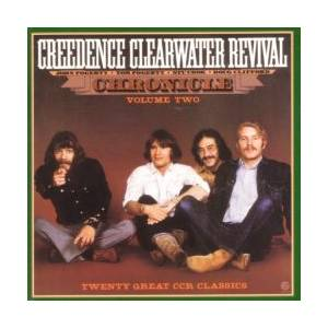 Creedence Clearwater Revival: Chronicle Volume Two - Cover