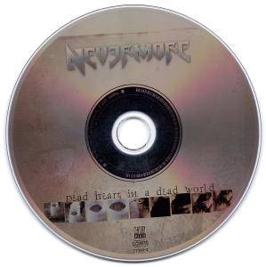Nevermore: Dead Heart In A Dead World (CD) - Bild 2