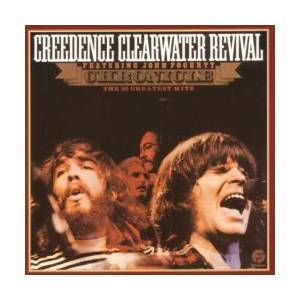 Creedence Clearwater Revival: Chronicle - The 20 Greatest Hits - Cover