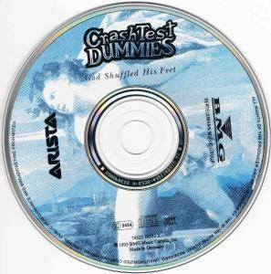 Crash Test Dummies: God Shuffled His Feet (CD) - Bild 3