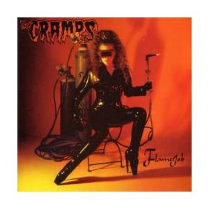 Cover - Cramps, The: Flamejob