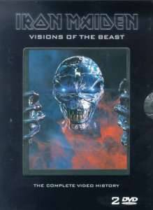 Iron Maiden: Visions Of The Beast - Cover