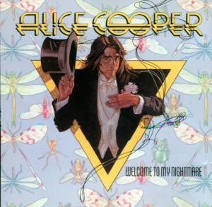 Alice Cooper: Welcome To My Nightmare - Cover