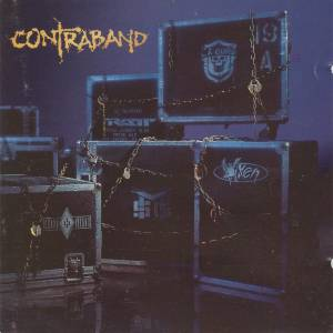 Cover - Contraband: Contraband