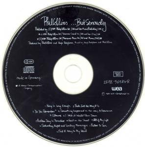 Phil Collins: ...But Seriously (CD) - Bild 4