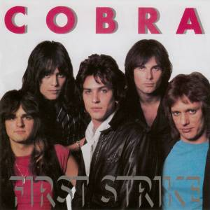 Cobra: First Strike - Cover