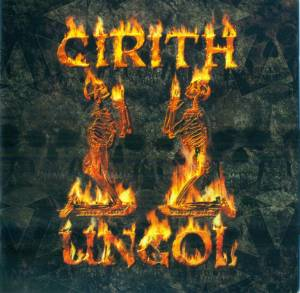 Cirith Ungol: Servants Of Chaos - Cover