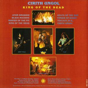Cirith Ungol: King Of The Dead (CD) - Bild 2