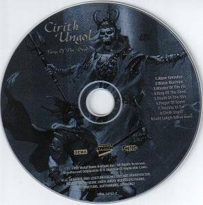 Cirith Ungol: King Of The Dead (CD) - Bild 4