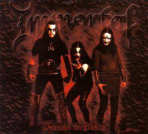 Immortal: Damned In Black (CD) - Bild 1