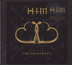 HIM: Sacrament, The - Cover