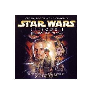 John Williams: Star Wars Episode I - Die Dunkle Bedrohung - Cover