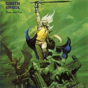Cirith Ungol: Frost And Fire (CD) - Bild 1
