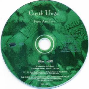 Cirith Ungol: Frost And Fire (CD) - Bild 7