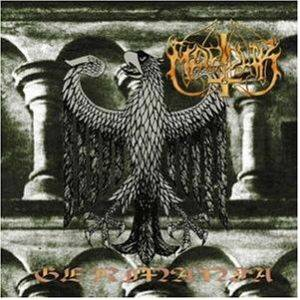 Marduk: Live In Germania (CD) - Bild 1