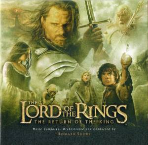 Cover - Annie Lennox: Lord Of The Rings - The Return Of The King, The
