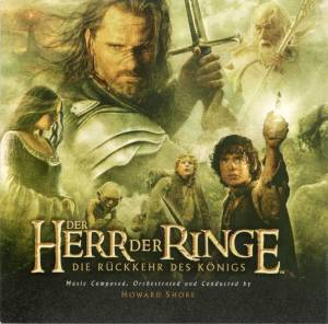 Howard Shore: The Lord Of The Rings - The Return Of The King (CD) - Bild 5