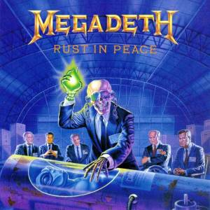 Megadeth: Rust In Peace (CD) - Bild 1