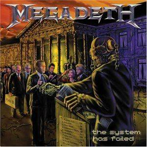 Megadeth: System Has Failed, The - Cover
