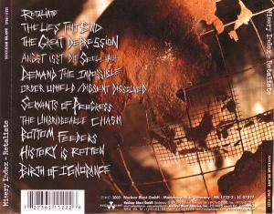 Misery Index: Retaliate (CD) - Bild 2