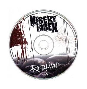 Misery Index: Retaliate (CD) - Bild 3