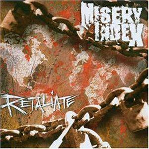 Misery Index: Retaliate (CD) - Bild 1