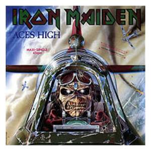 Iron Maiden: Aces High - Cover