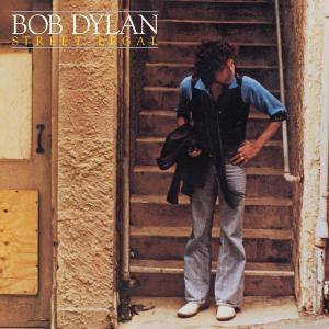 Bob Dylan: Street Legal - Cover
