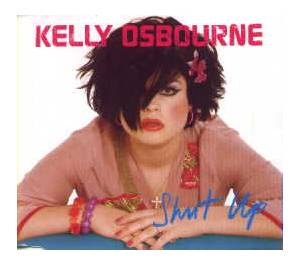Cover - Kelly Osbourne: Shut Up!