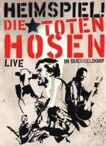 Die Toten Hosen: Heimspiel - Live In Düsseldorf (DVD) - Bild 1