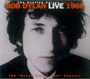 "Bob Dylan: Bootleg Series Vol. 4 - Live 1966 (The ""Royal Albert Hall"" Concert), The - Cover"