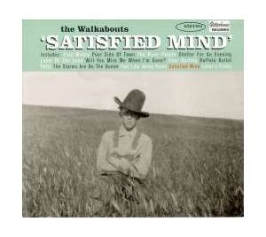 Cover - Walkabouts, The: Satisfied Mind