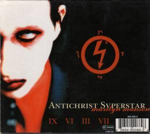 Marilyn Manson: Antichrist Superstar (CD) - Bild 2