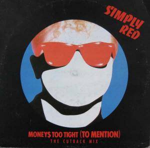 Simply Red: Money's Too Tight (To Mention) - Cover