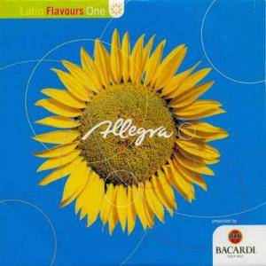 Cover - Bebel Gilberto: Allegra - Latin Flavours One