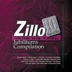 Cover - London After Midnight: 10 Years Of Zillo 1989-1999 Jubiläums Compilation