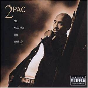 2Pac: Me Against The World - Cover