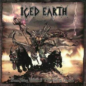 Iced Earth: Something Wicked This Way Comes - Cover