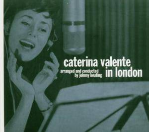 Cover - Caterina Valente: In London