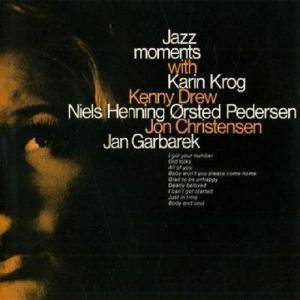 Cover - Karin Krog: Jazz Moment