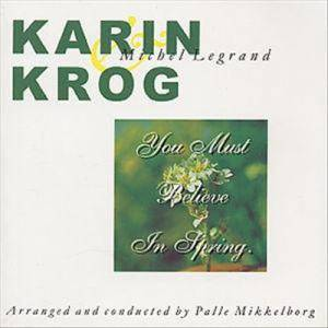 Cover - Karin Krog: You Must Believe In Spring